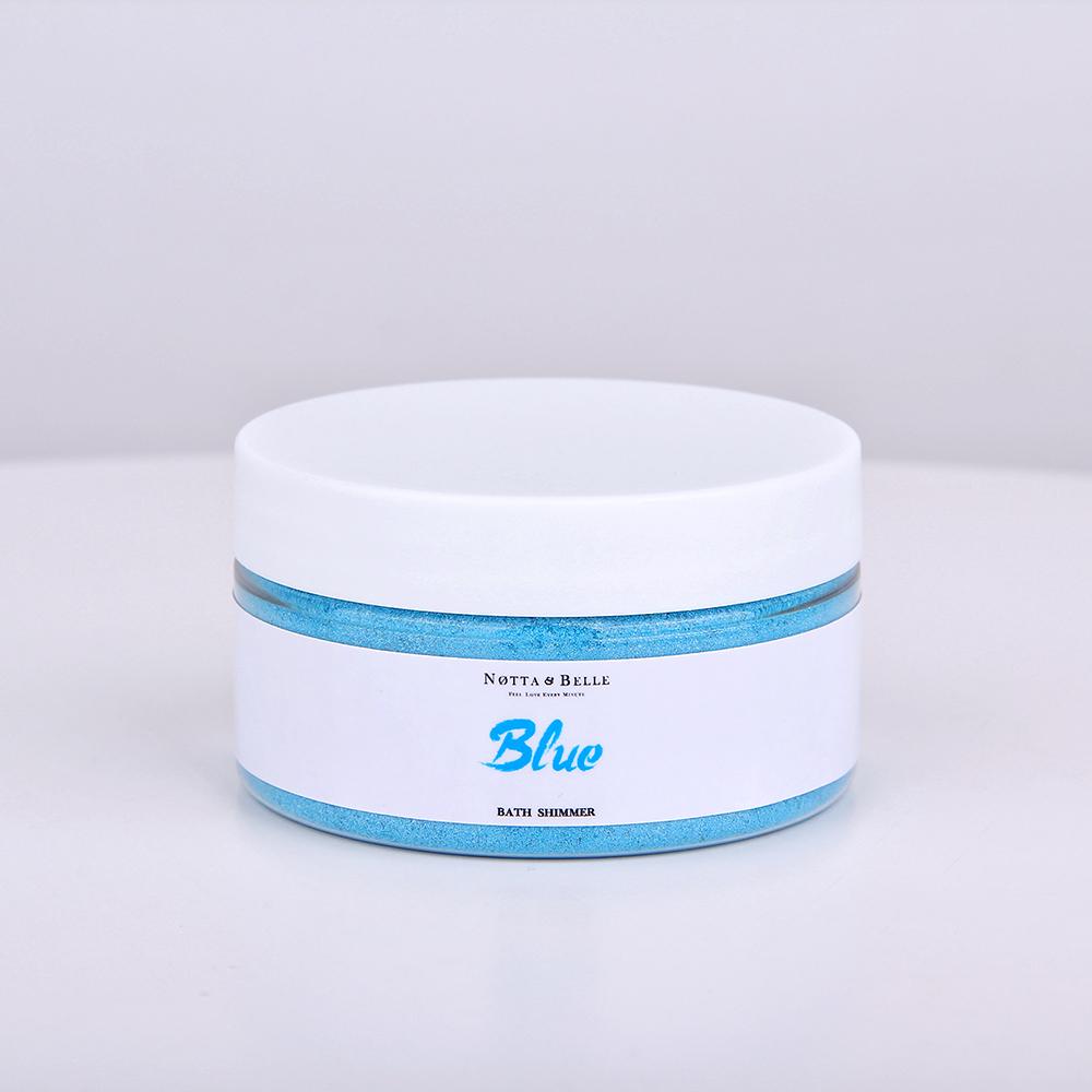 Шиммер для ванны Mini - Blue - 150 г.