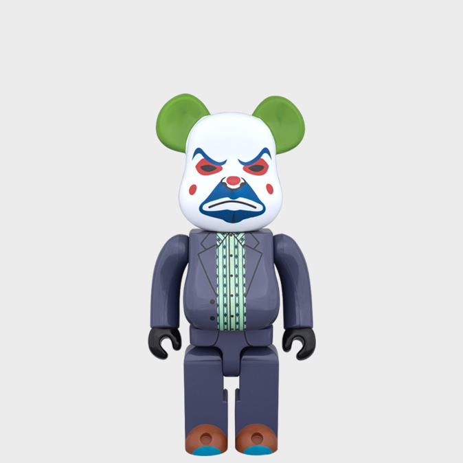 BEARBRICK THE JOKER (BANK ROBBER Ver.) 400% фото