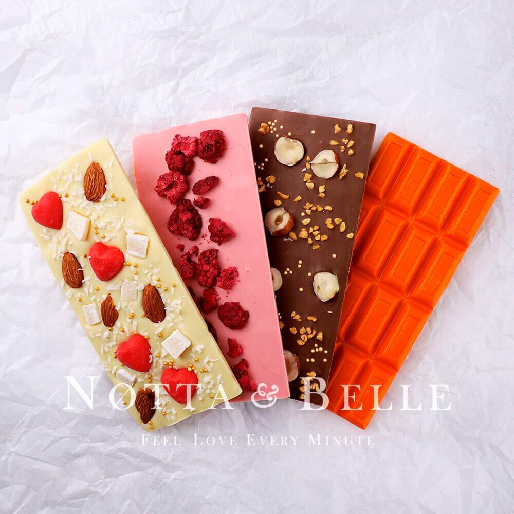 Набор №20 - Бельгийский шоколад всех вкусов по акции