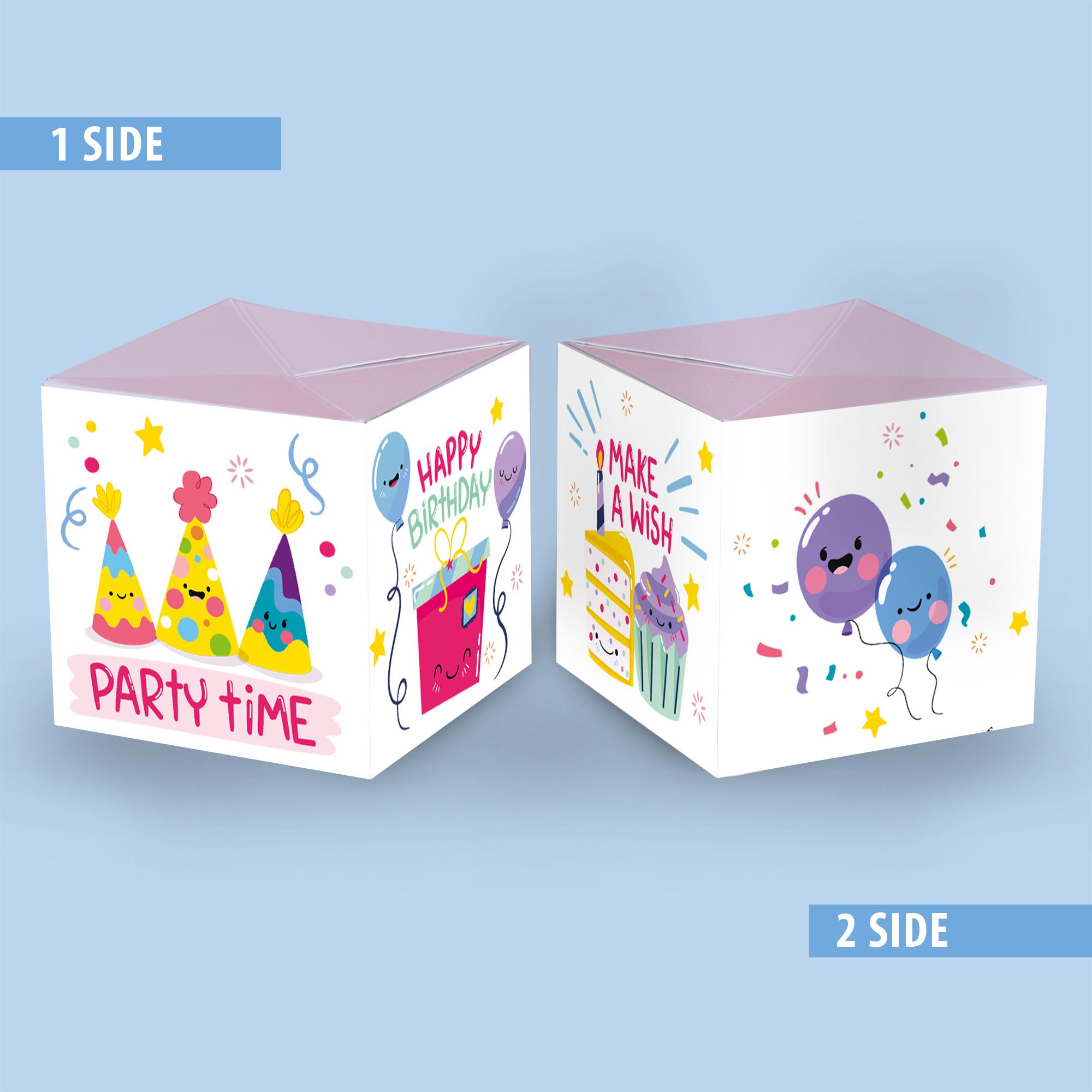 Boom card - Birthday cake
