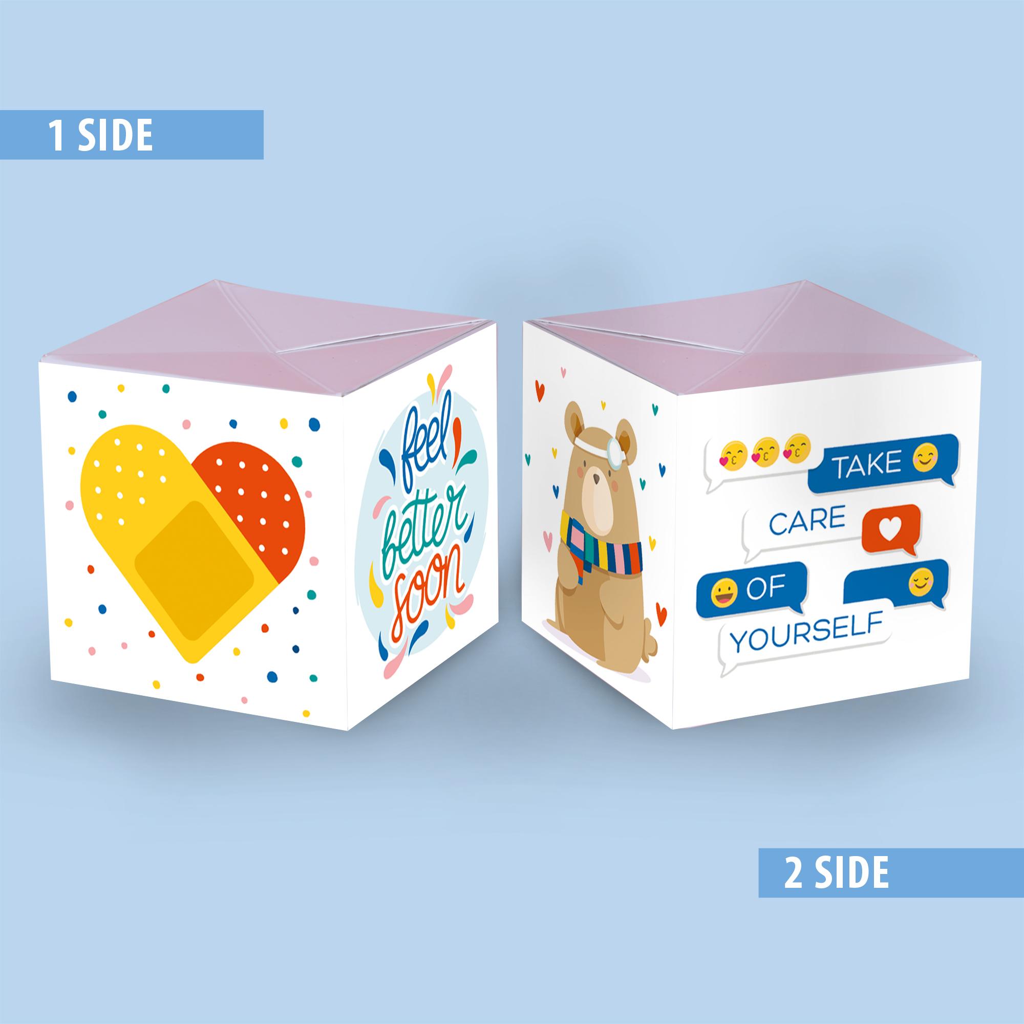 Boom card - Get well soon