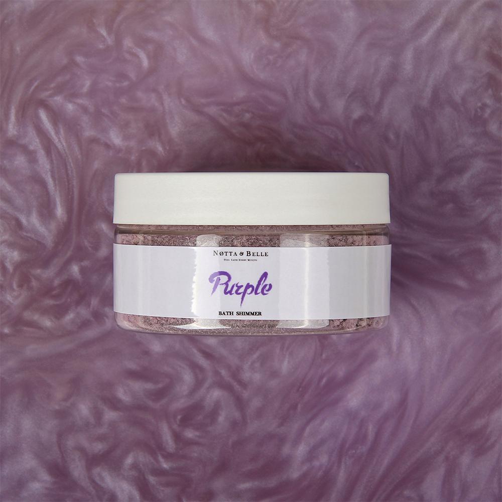 Шиммер для ванны Mini - Purple - 150 г.