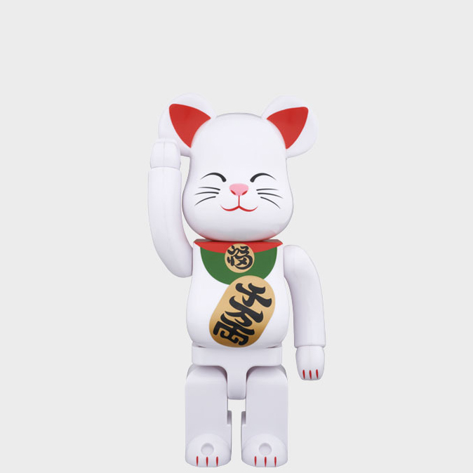 BEARBRICK INVICIBLE CAT 2 400% фото