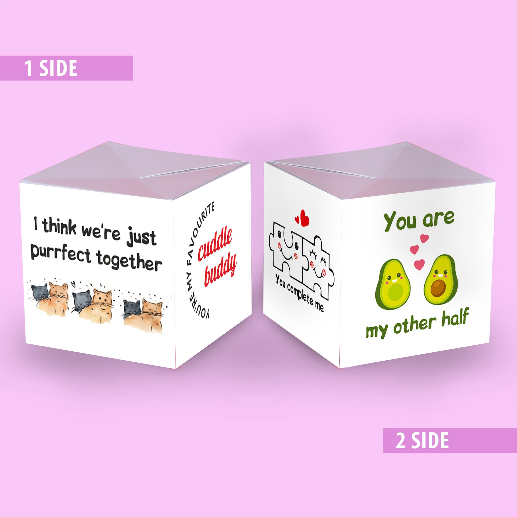 Boom card - Our love...