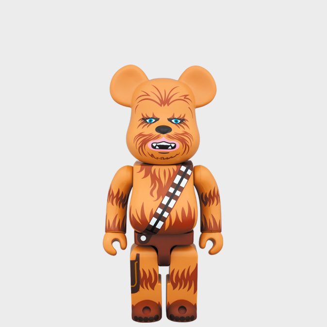 BEARBRICK CHEWBACCA (TM) 400%