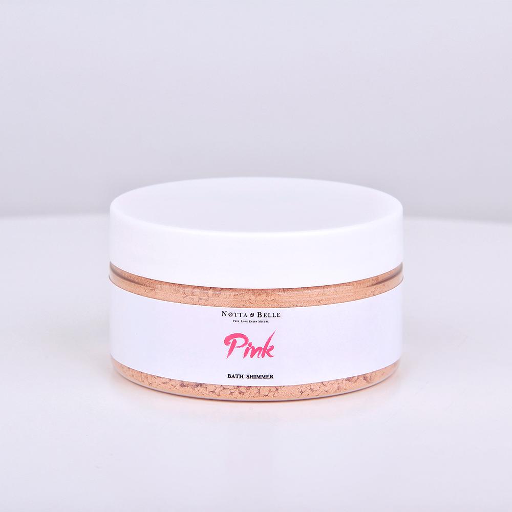 Шиммер для ванны Mini - Pink - 150 г.