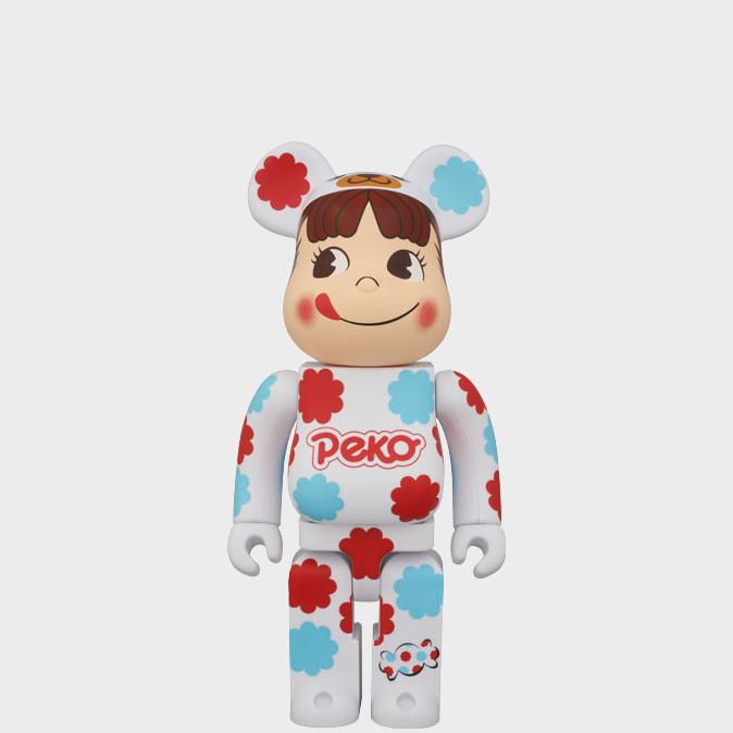 BEARBRICK COSTUME PECO-CHAN 400%
