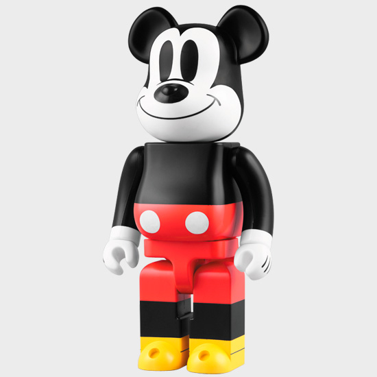 BEARBRICK MICKEY MOUSE 1000% фото