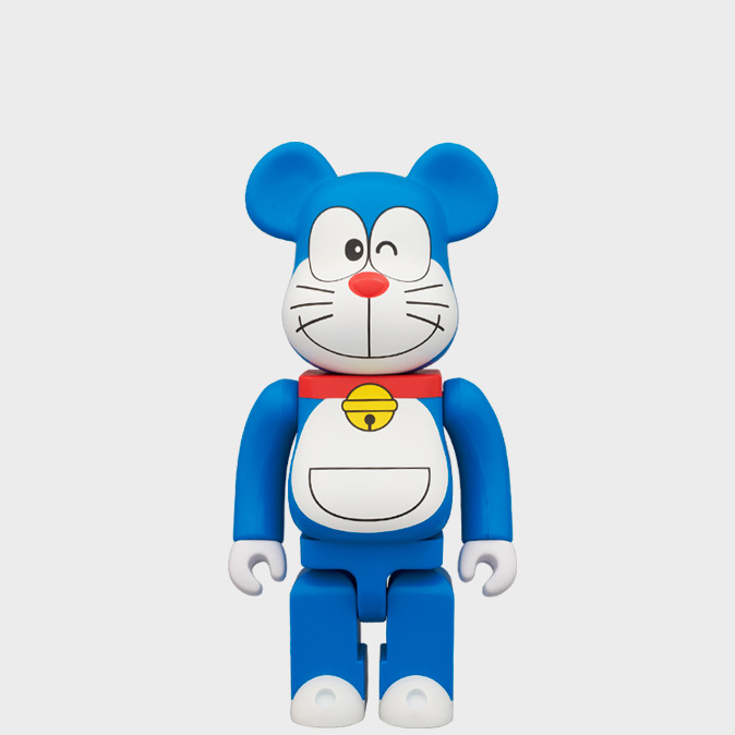 BEARBRICK DORAEMON 400% фото