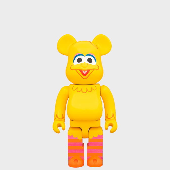 BEARBRICK BIG BIRD 400%