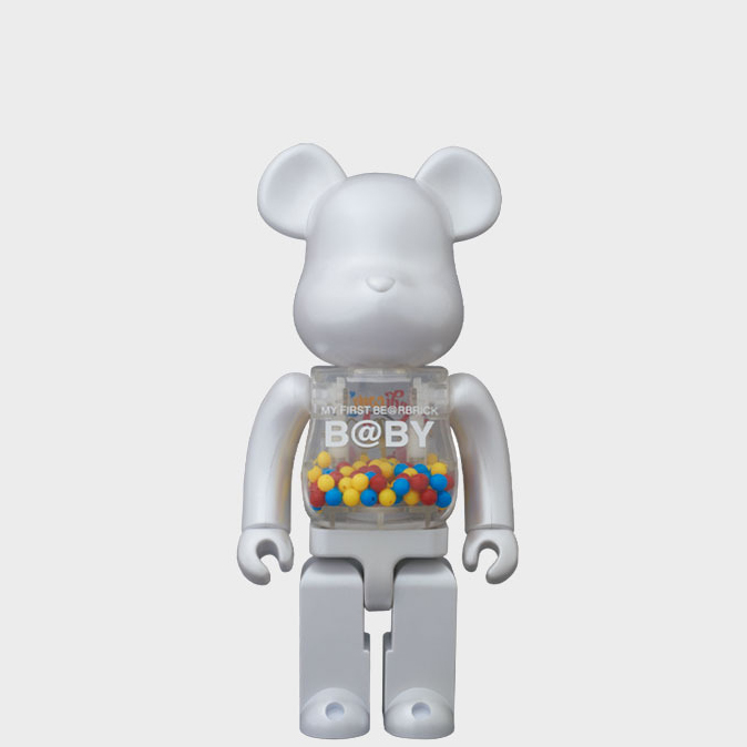 BEARBRICK MY FIRST BABY (MCT 15th Anniversary Ver.) 400% фото