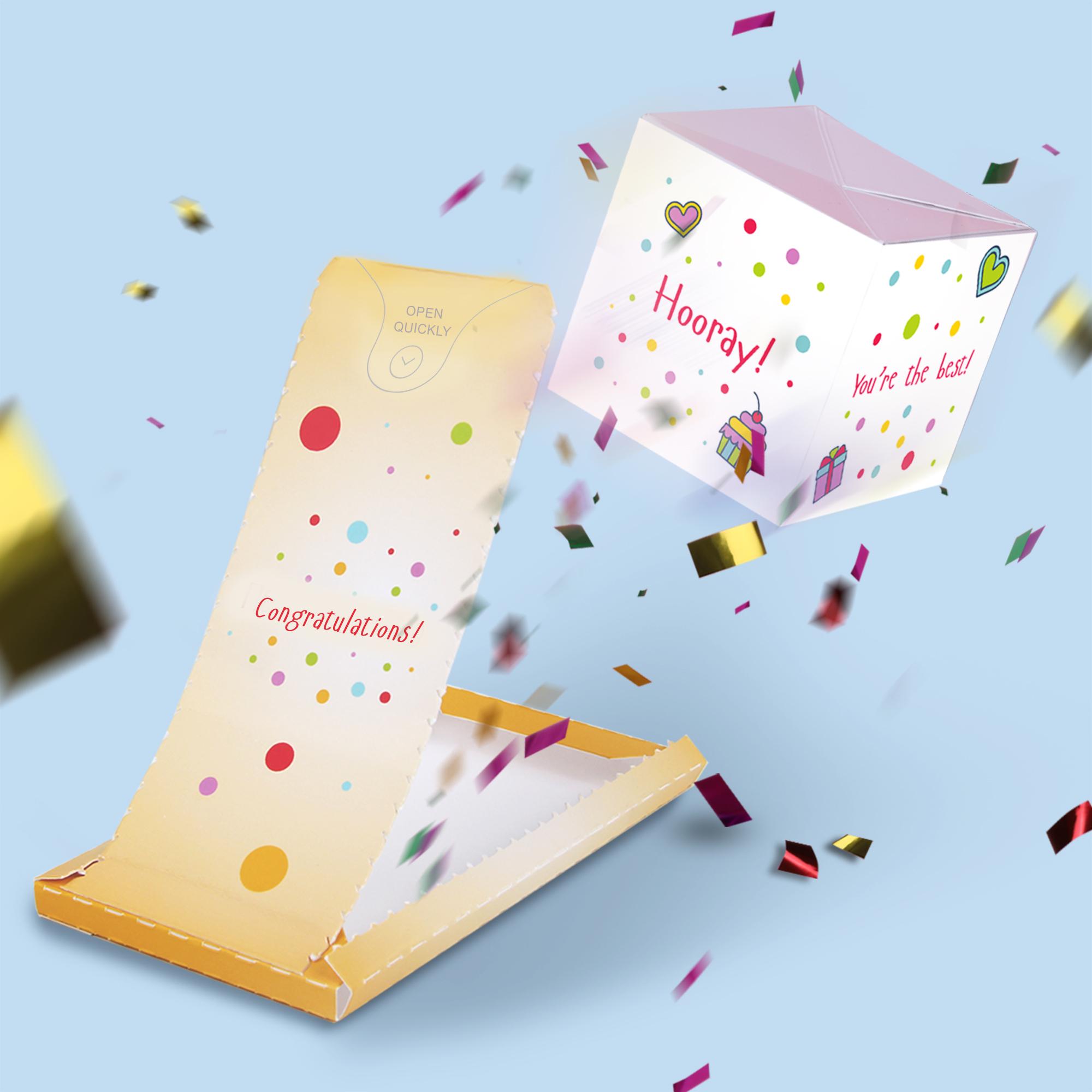 Boom card - Congratulations