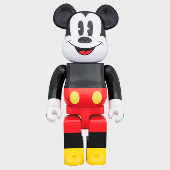 BEARBRICK MICKEY MOUSE 2 1000% фото