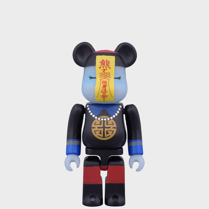 BEARBRICK CHINA 400% фото