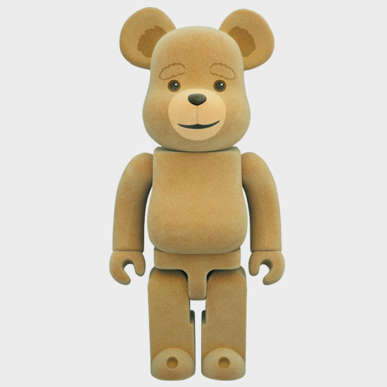 BEARBRICK TED 1000% фото