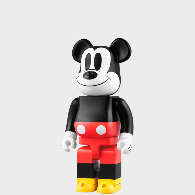 BEARBRICK MICKEY MOUSE 400% фото