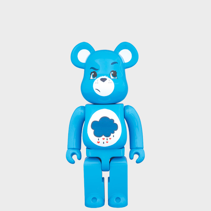 BEARBRICK GRUMPY BEAR (TM) 400%