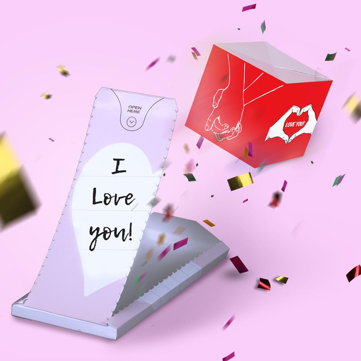 Boom card - I love you...