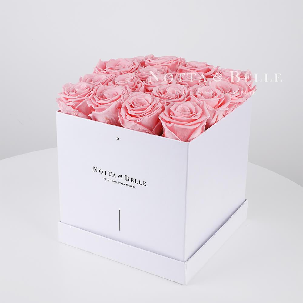 Dolgovechnyy buket iz 17 krasnyh roz - №411 [copy]