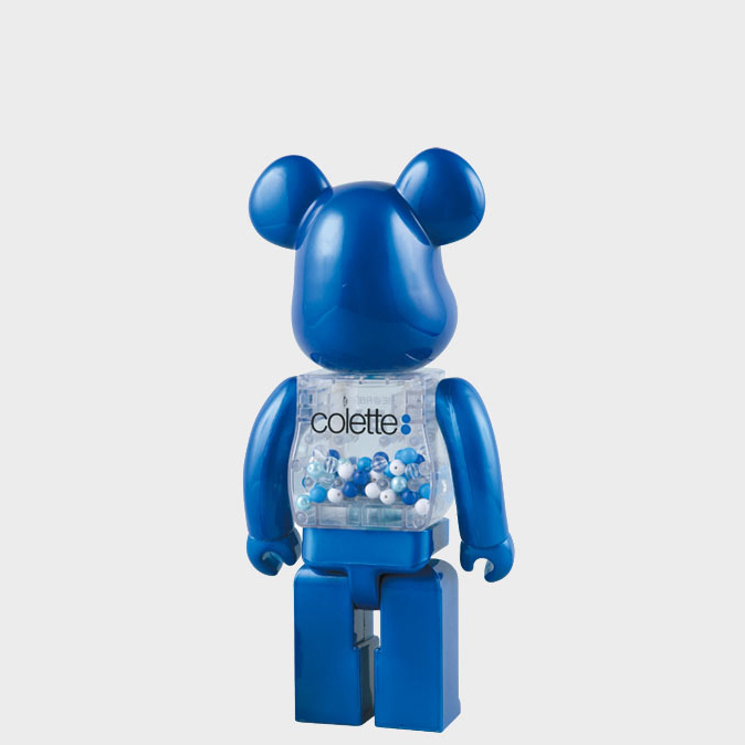 BEARBRICK MY FIRST BABY (colette ver.)