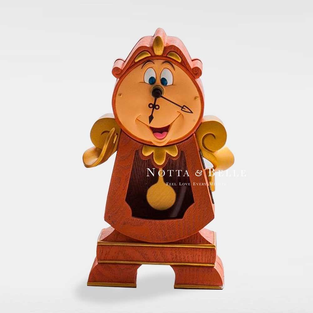 Часы - Когсворт из мультфильма «Красавица и Чудовище»