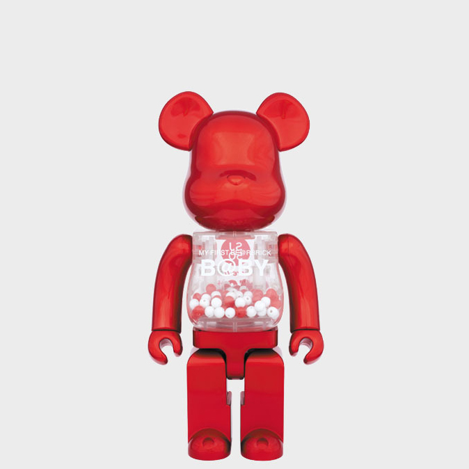 BEARBRICK MY FIRST BABY SJ50 400%