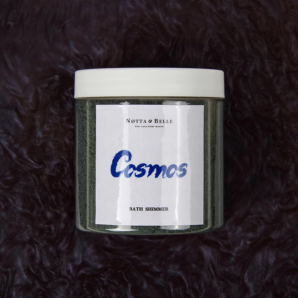 Шиммер для ванны Premium - Cosmos - 400 г.