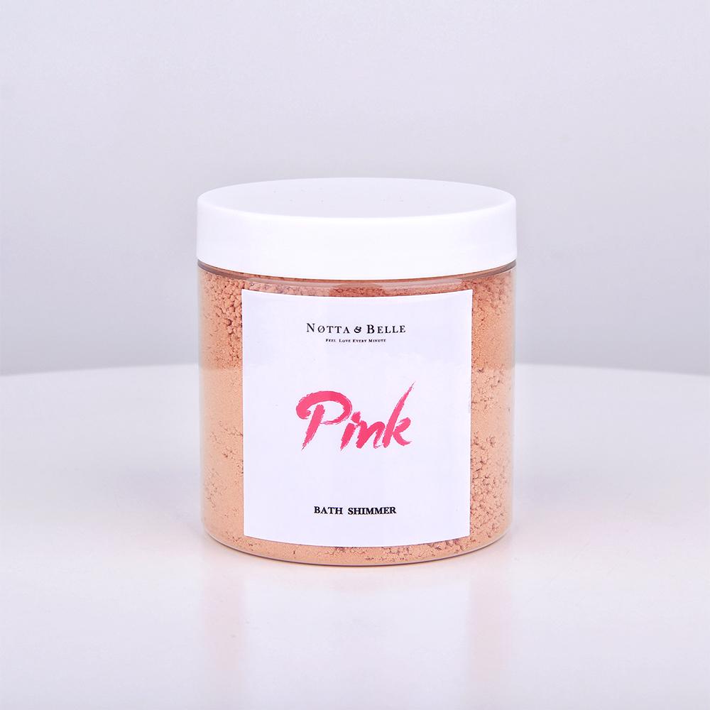 Шиммер для ванны Premium - Pink - 400 г.