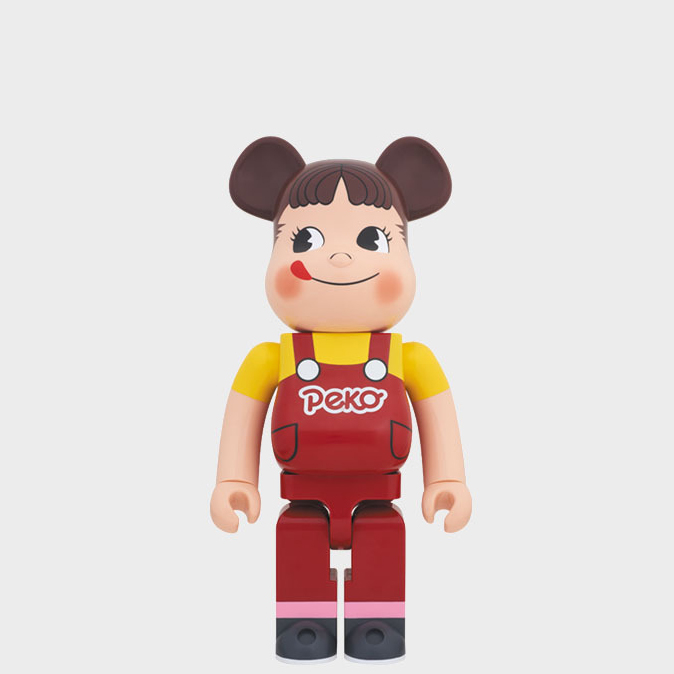 BEARBRICK PECO RED 400% фото