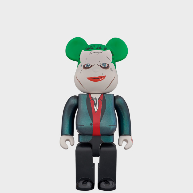 BEARBRICK JOKER 400% фото