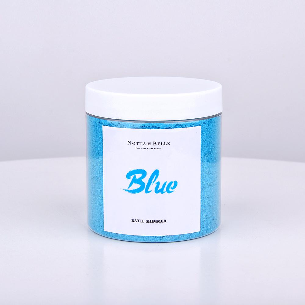 Шиммер для ванны Premium - Blue - 400 г.