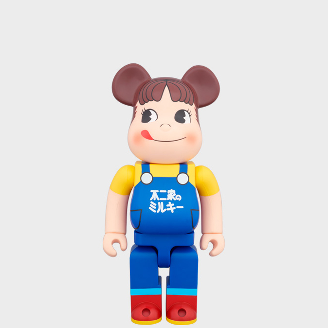BEARBRICK PECO CHAN BE 400%
